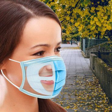 RESPI SUPPORT : Pack de 5 Supports de Masque 3D en Silicone