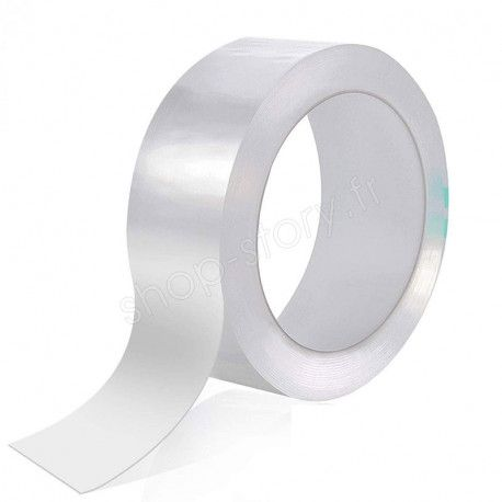 Ruban Adhésif étanche transparent pour joints de cuisine et salle de bain
