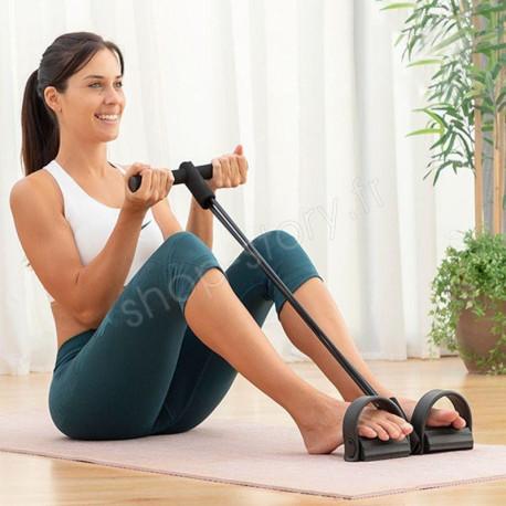 TENSPORT : Élastiques de Musculation Multi-Usages