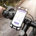 SPIDER PHONE : Support Universel Rotatif pour Smartphone Fixation Vélo
