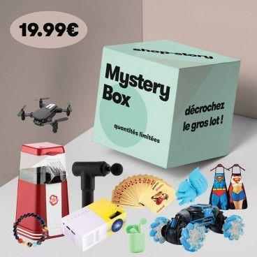 MYSTERY BOX : la Pochette Surprise de Shop-Story