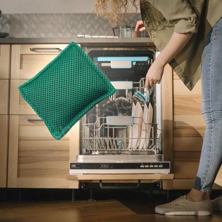 ÉCOBAG : Sac Nettoyant Écologique pour Lave-Vaisselle avec Perles de Céramique