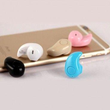 Oreillette Bluetooth Sans Fil Ultra Mini pour Smartphones iPhone Samsung HTC Sony LG