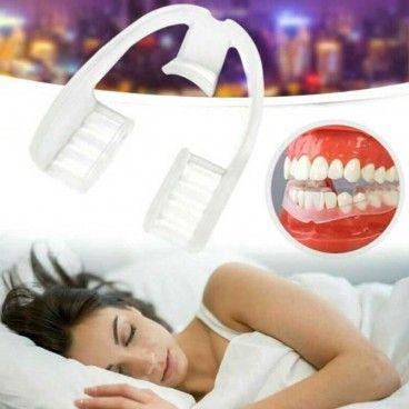 SOLUBRUXI : Gouttière Anti Bruxisme Contre l'Usure des Dents