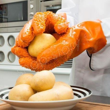 Gants Épluche Patates / Pommes de Terre
