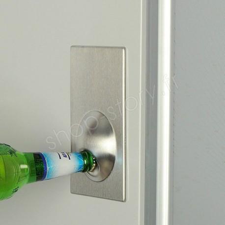 Ouvre Bouteille - Décapsuleur Aimanté pour Frigo Réfrigérateur