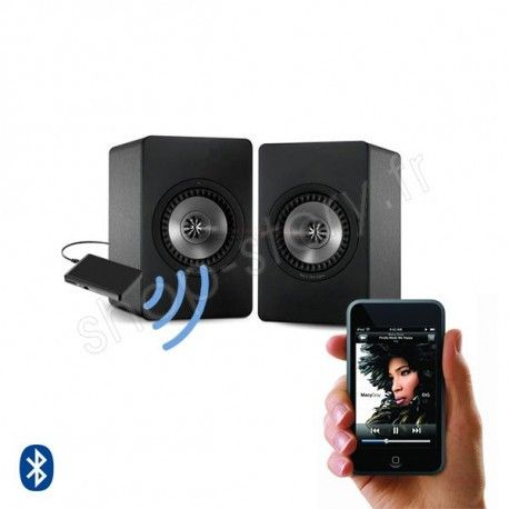 Récepteur audio Bluetooth 2.0 (Sans fil)