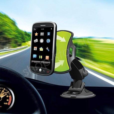 Support universel de voiture pour smartphone, tablette et GPS