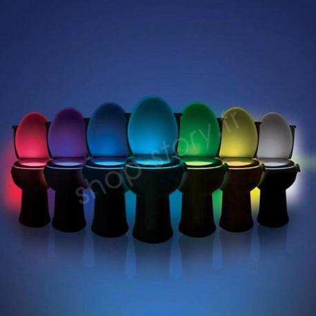Lampes de Toilette Veilleuse LED avec Détecteur de Mouvement