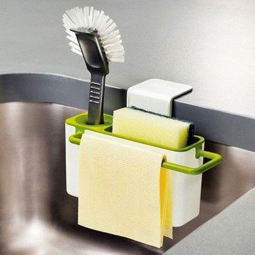 Support Cuisine 3 en 1 à Suspendre, Compact et Facile à Nettoyer