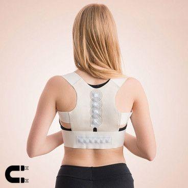 Soutien dos magnétique pour une meilleurs Posture Comfortisse