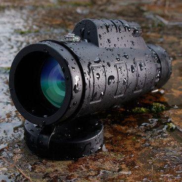 Télescope Militaire Longue Distance 1600m / 9800m + Trepied + Accésoires