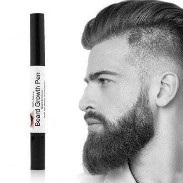 Stylo de Croissance Barbe et Moustache