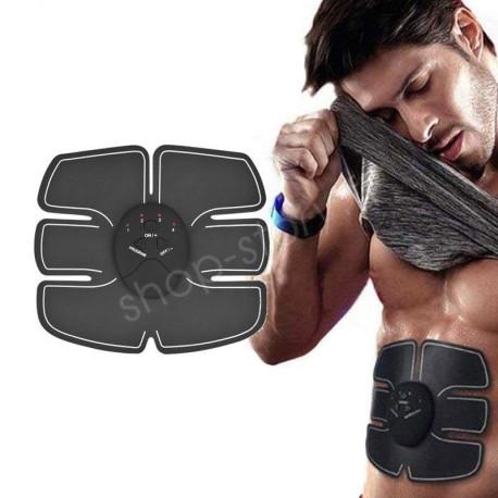 6 Pack Electro-Stimulateur pour la Croissance des Muscles Abdominaux