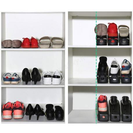 Organisateurs de Chaussures Réglables