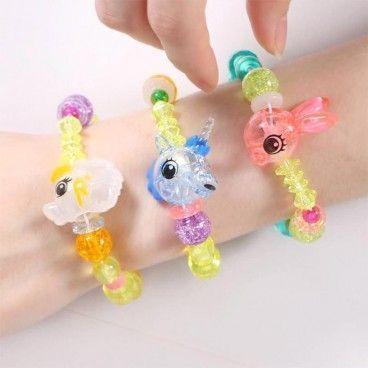 Bracelet Animal Créatif Elasitque Magique Twisty Petz Zoo