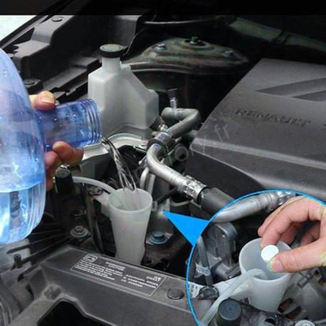 Pastilles lave glace pour voiture - 1 pastille pour 4L d'eau