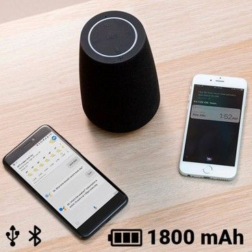 Haut-Parleur Bluetooth Intelligent Assistant Vocal