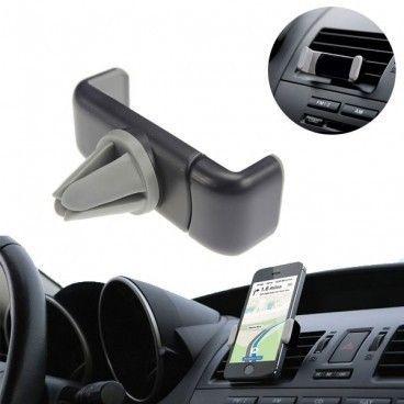 Support Universel Réglable Et Rotatif De Voiture Pour Smartphone IPHONE SAMSUNG HTC Ajustable Sur Grille De Ventilation Auto