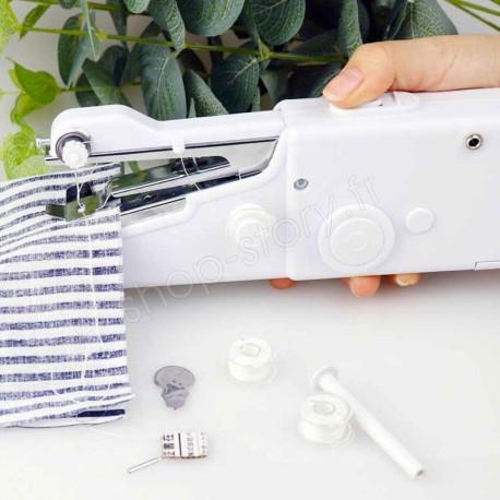 Mini Machine à Coudre Electrique Portative