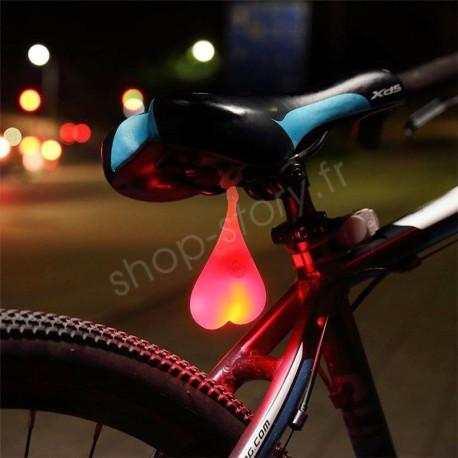 Lampe de vélo à LED