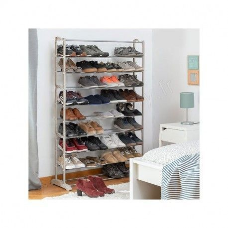 Meuble Range-Chaussures (45-50 paires)