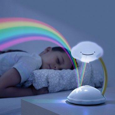 Projecteur LED Nuage Arc-en-ciel