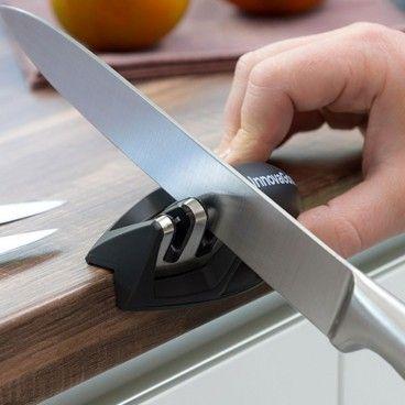 Aiguiseur à Couteaux Compact