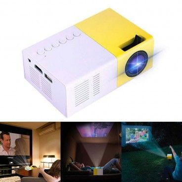 Mini-Projecteur HD