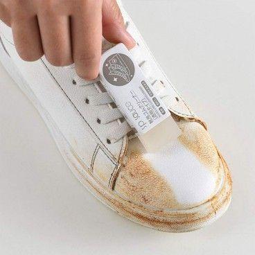 Gomme magique pour sneakers