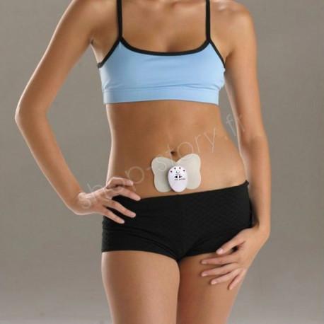 Papillon De Massage Électro Stimulateur Masseur Gymform Quick Fitness Plus