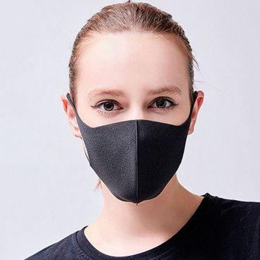Masque filtrant réutilisable en polyuréthane