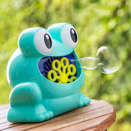 FROGGLY – Machine à bulles de savon automatique