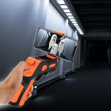 AR GUN : Pistolet Gaming Bluetooth pour Smartphone