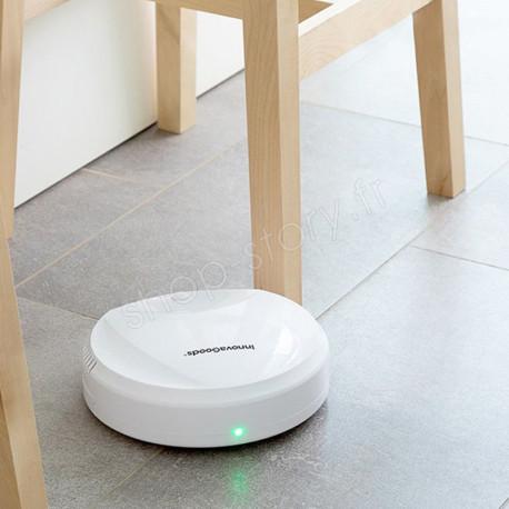 ROVAC 1000 : Robot Aspirateur Intelligent et Rechargeable